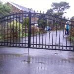 Bespoke Estate Gate 1