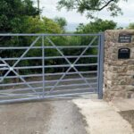 Bespoke Estate Gate 2