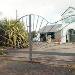 Bespoke Estate Gate 4