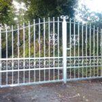 Cheriton Estate Gate