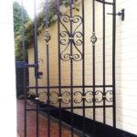Cheriton side gate