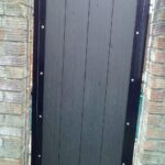 Cladded single gate 2