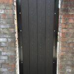 Cladded single gate 3