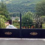 French Drive Gates