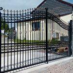 Ilston Estate Gate