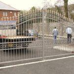Ilston Estate Gate 2