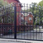 Ilston Estate Gate 3
