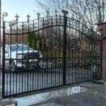 Ilston Estate Gate 4