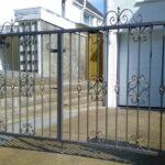 Newton Drive Gates