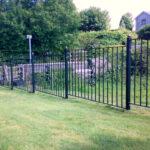 Cladded single gate 6