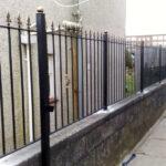 Cladded single gate 5