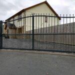 Slade Estate Gate 1