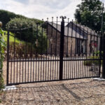 Slade Estate Gate 2