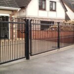 Slade Estate Gate 5